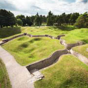 Vimy Ridge: Amsterdam & Lille & London