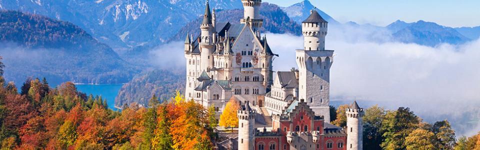 German Castles Amp Venice Mariden Tours