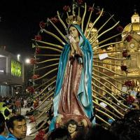 Mexico: Shrine of Guadalupe:
