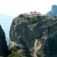 Greek Monasteries & Temples